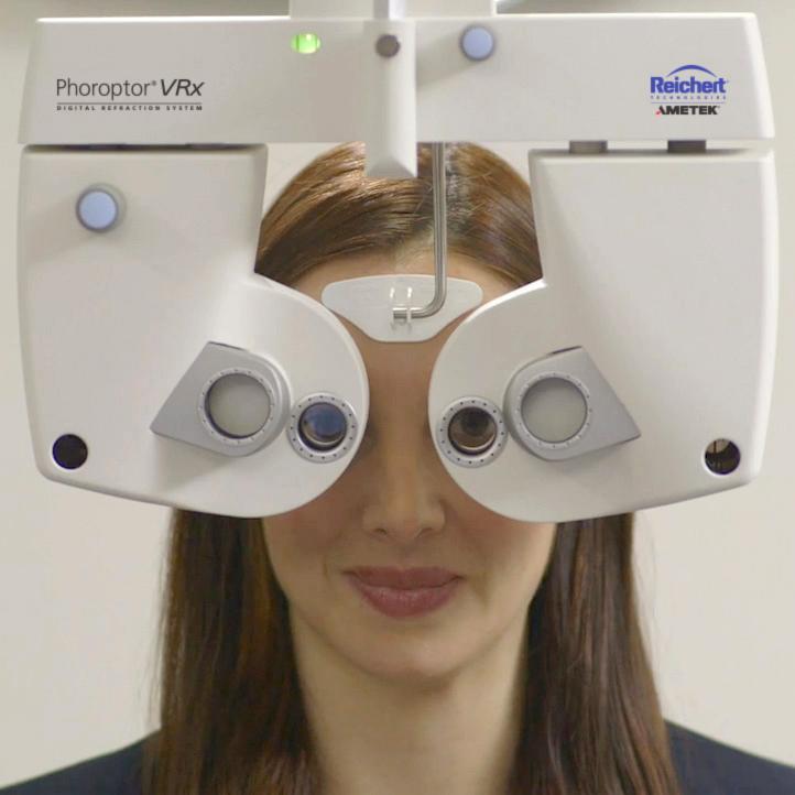 Thiết bị chuyên khoa mắt